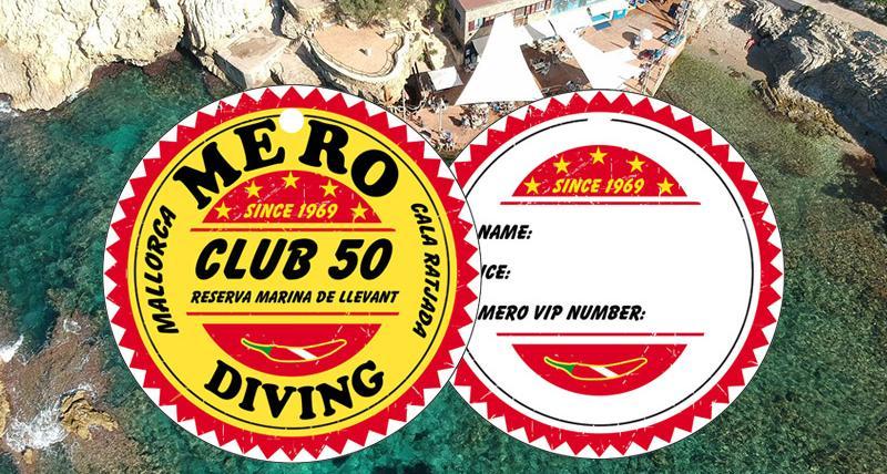 Mitgliedschaft Mero Diving