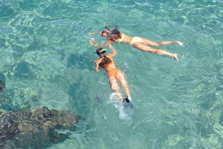 Schnorcheln Mero Diving