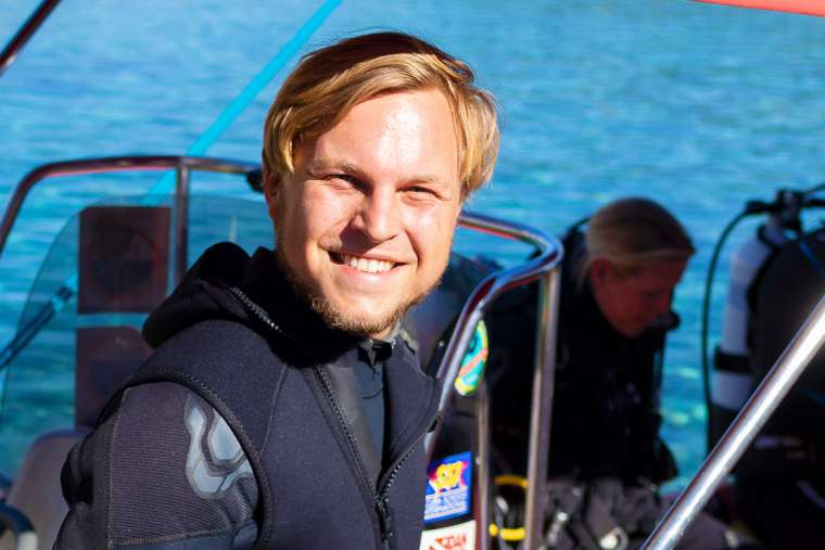 Tim Mero Diving