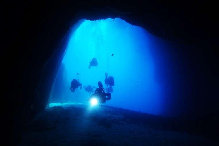 Unterwasser auf Mallorca